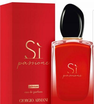 Perfumy Armani Si Intense 100 ml perfumy damskie