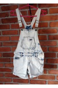 Jeansowe ogrodniczki Outfitters...