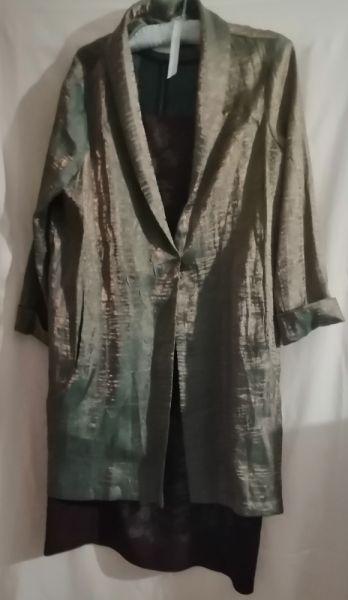 Odzież wierzchnia Krótki płaszczyk narzutka ANOTHER 40