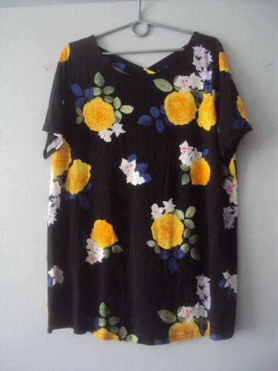 Tuniki tunika w kwiaty