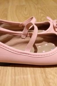 Pudrowe baleriny...