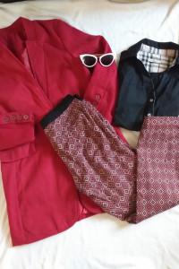 Zara spodnie chinosy M gratis...