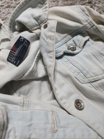 Odzież wierzchnia Kurtka jeansowa katana M