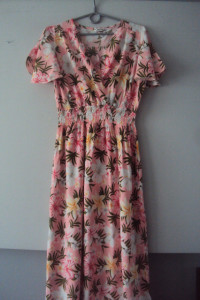 nowa sukienka maxi...