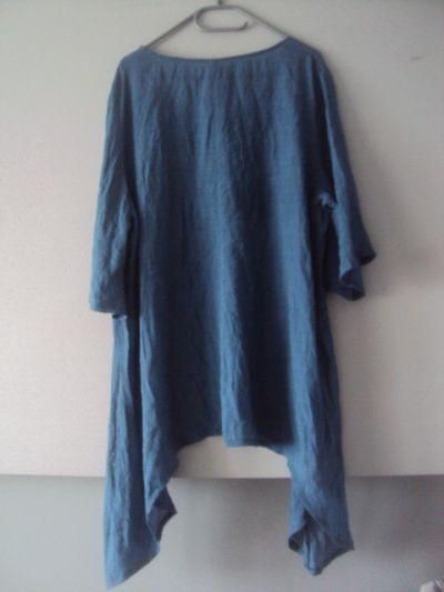 Tuniki aSymetryczna tunika