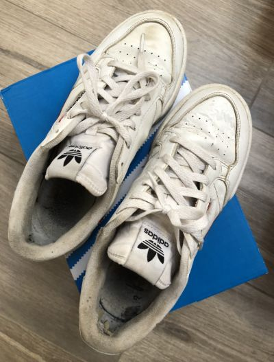 Sportowe Mocno znoszone Adidas Continentals