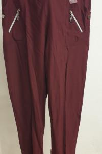 spodnie w kolorze bordo rozmiar 42...