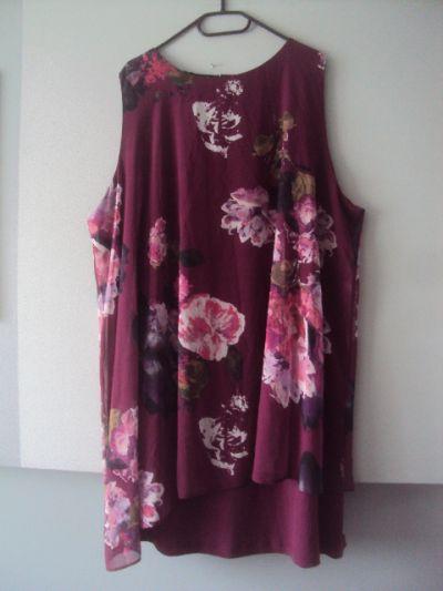 Suknie i sukienki Elegancka sukienka z narzutką