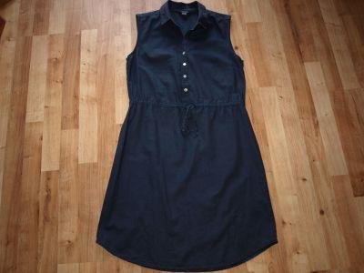 Suknie i sukienki Letnia granatowa rozm M