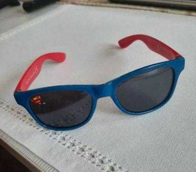Pozostałe Superman okularki dla chłopca przeciwsłoneczne