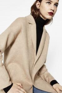 Zara hand made jacket...