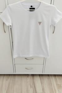 Koszulka Quess biala rozmiar M...