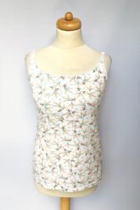 Bluzka Koszulka H&M Mama Kwiaty M 38 Do Karmienia...