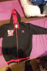 Nowa bluza MMA XXL BLACK MANTO