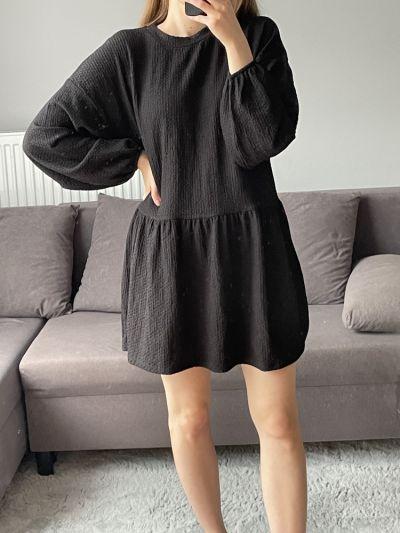 Suknie i sukienki NOWA sukienka Bershka S czarna