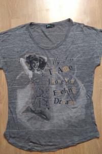Bluzka tshirt damski młodzieżowy L XL...