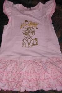 Sukienka różowa 80...