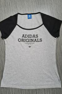 Bawełniana koszulka T Shirt Adidas...