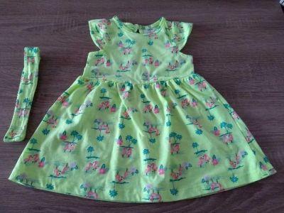 Sukienki i spódniczki Sukienka letnia 80