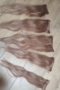 Włosy naturalne 60cm...