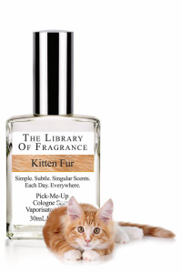 Library of Fragrance Demeter Kitten Fur Eau De Cologne EDC 30 ml NOWA
