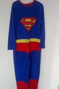 Piżama kigurumi onesie kombinezon Superman 36