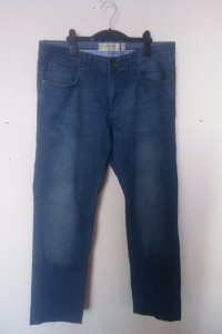 Reserved Niebieskie męskie jeansy W32 L32
