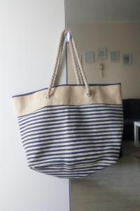 Parciana torba plażowa duża shopper bag