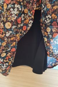 Sukienka motyw kwiatowy Primark M...