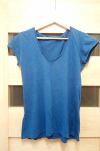 Tshirt niebieski ZARA...