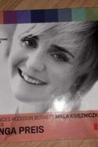 Audiobook Mała Księżniczka czyta Kinga Preis dla dzieci