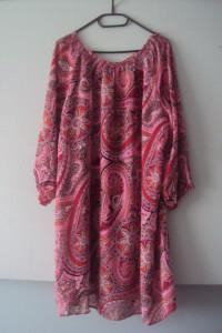 Sukienka tunika hiszpanka...