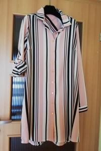 Sukienka tunika koszulowa...