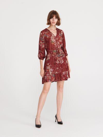 Suknie i sukienki Kwiatową sukienka