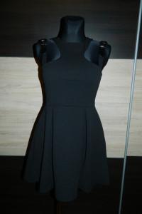 Hottentot sukienka mała czarna roz 36...