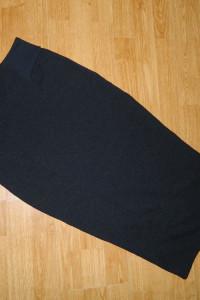 Lustre czarna dopasowana spódnica roz 38