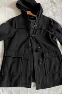 Bluza czarna C&A George 42 14 kaptur
