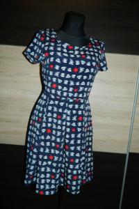 Marks&Spencer sukienka filiżanki roz 38...