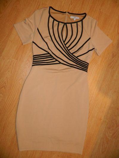Suknie i sukienki Lucy dopasowana sukienka roz 40 42