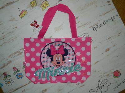 Torebki na co dzień Disney Sambro torebka torba Minnie