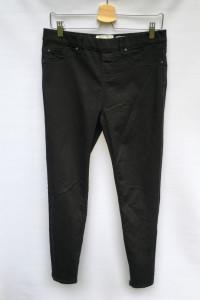 Spodnie Czarne Tregginsy New Look Jegging L 40 Rurki...