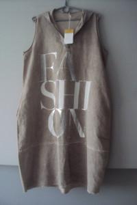 Nowa lnina sukienka...