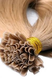 70g naturalne włosy keratyna 50cm...