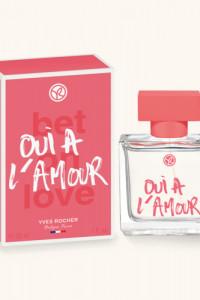Yves Rocher Oui a l Amour 50ml woda perfumowana...