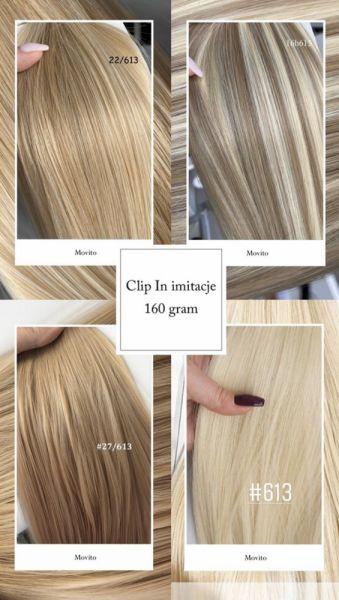 Pozostałe Włosy syntetyczne tylko 5999 Wyglądają jak naturalne