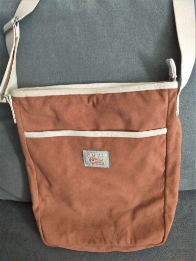 Torebki na co dzień Brązowa torebka pluszowa NICI dla dziewczynki
