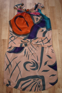 Sukienka kolorowa M...