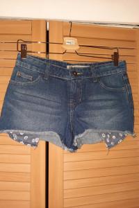 Jeansowe spodenki New Look