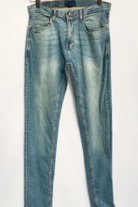 Spodnie Dzinsowe Zara Man 40 Dzinsy Męskie Jeansowe...