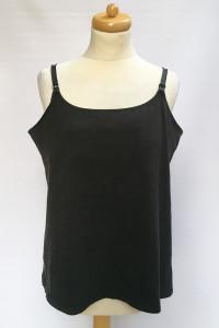 Bluzka H&M Mama Koszulka Do Karmienia Czarna XL 42...